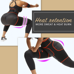 ( Get The Second Half Price)2-in-1 Butt Lifter & Thigh Trimmer