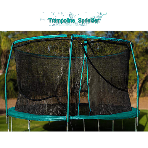 Trampoline Outdoor Water Park Sprinkler