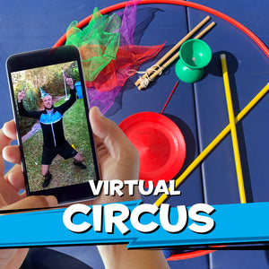 Virtual Circus Party Pack