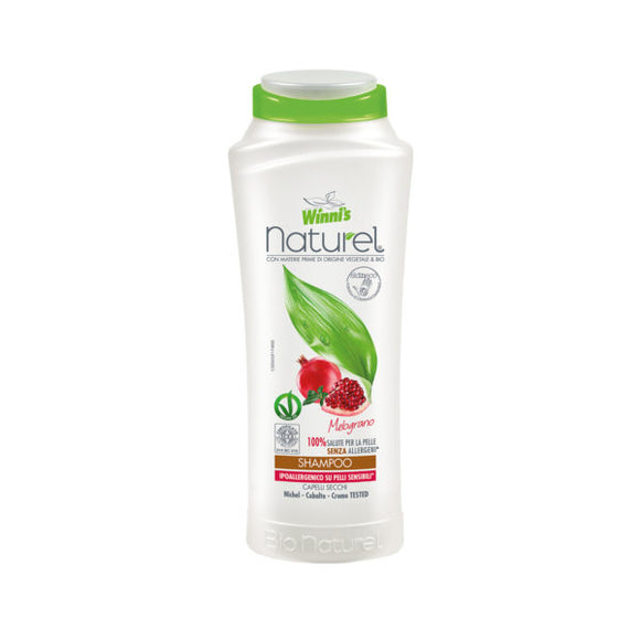 Shampoo Melograno Winni's Naturel 250ml