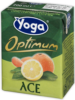 Succo Yoga ACE Brick 3 x 200ml