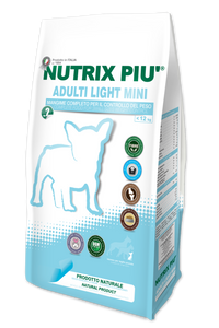 Cani Adulti Light - Mini Nutrix Più 2 kg