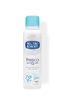 Deodorante Spray Fresco Blu Neutro Roberts 150 ml