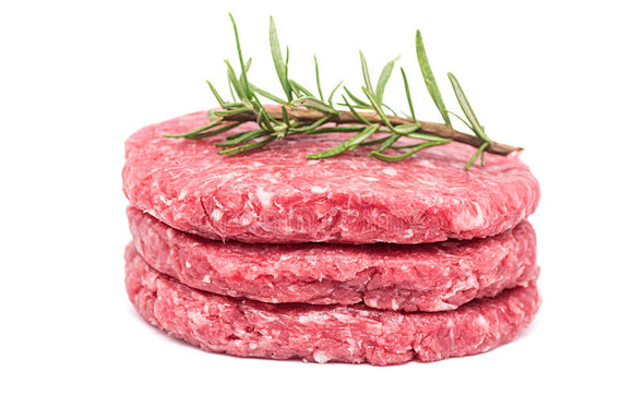 Hamburger pack da 6 x ca. 130 gr