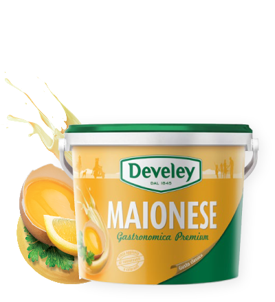 Maionese Develey 5 kg