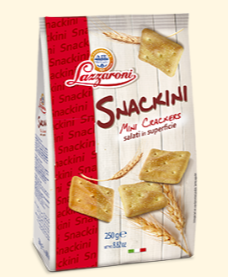 SNACKINI 250 GR LAZZARONI