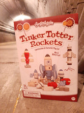 Load image into Gallery viewer, Tinker Tot Rockets