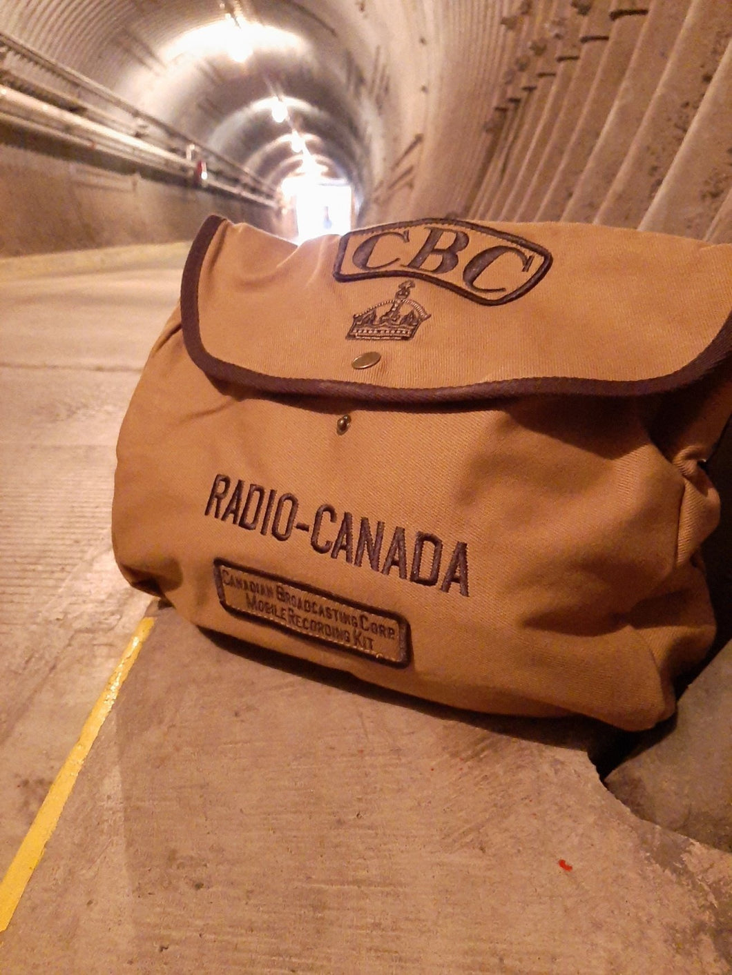 CBC Reporting Bag