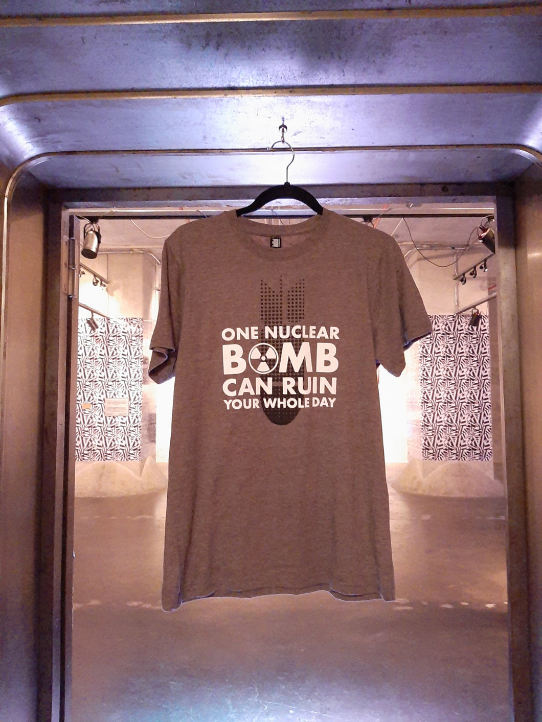 One Nuclear Bomb Can Ruin Your Whole Day T-Shirt