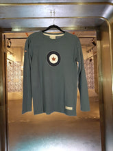 Load image into Gallery viewer, Blue RCAF Long Sleeve Shirt