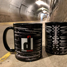 Load image into Gallery viewer, Rebar Mug in blast tunnel