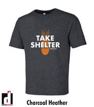 Load image into Gallery viewer, 'Take Shelter' Unisex Tee