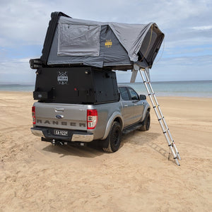 Trojan Camping Hardshell - Rooftop Tent