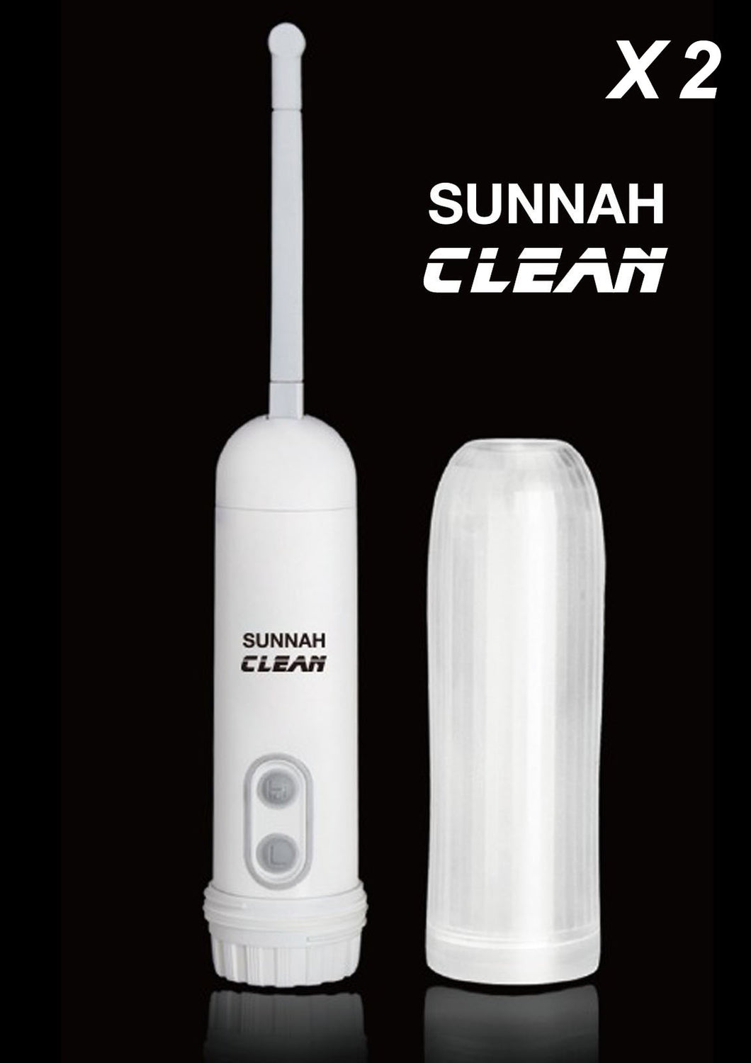 X2 SUNNAH CLEAN DEVICE BUNDLE ! 24HR SALE