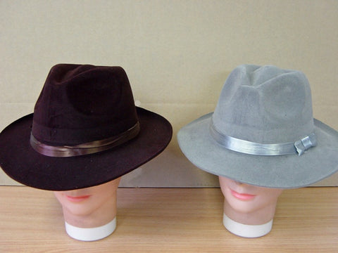Hat - Fedora (Brown)