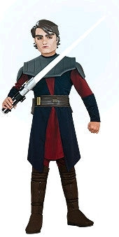 Costume - Deluxe Anakin Skywalker (Child)