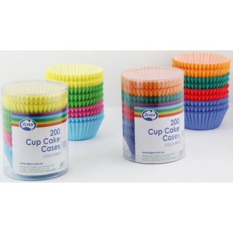 200 Cup Cake Cases