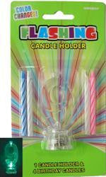 Candle LED - 9th Flashing