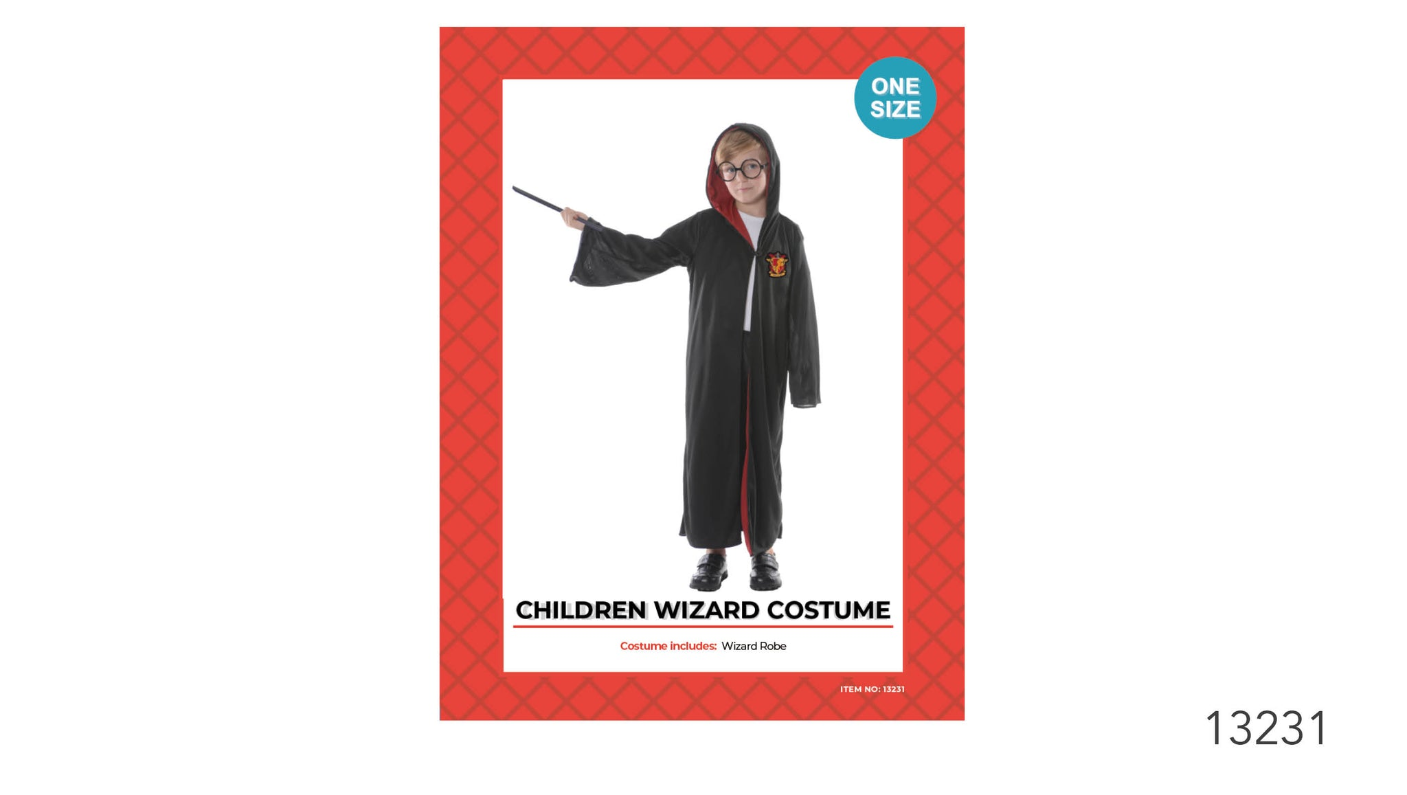 Costume - Wizard Costume Children