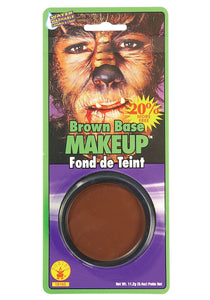 Facepaint - Brown Base Pot 14g