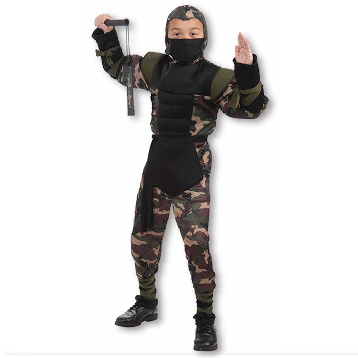 Costume - Secret Strike Force Ninja (Child)