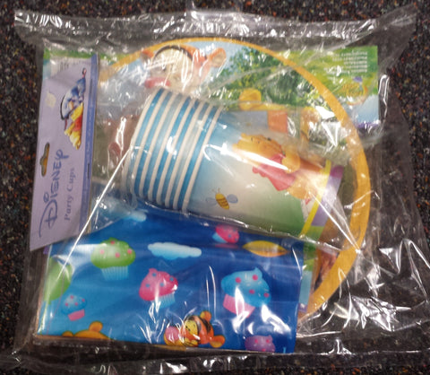 Party Pack - Winnie the Pooh 40 Pc
