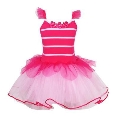 Costume - Pink Bumble Bee Dress (Child)