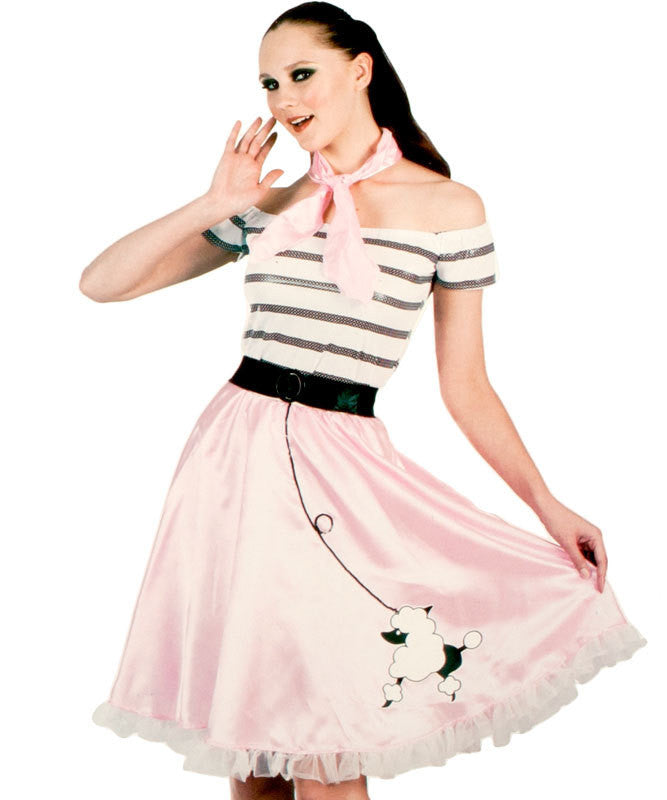 Costume - Nifty 50s (Adult)