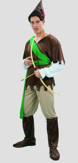 Costume - Robin Hood (Adult)