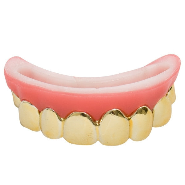 Teeth - Gold Look with Putty