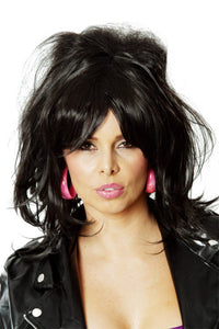 Wig - I Love Rock 'N' Roll (Black)