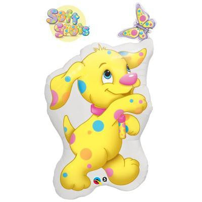 Foil Balloon Supershape - Sunny Spot & Butterfly