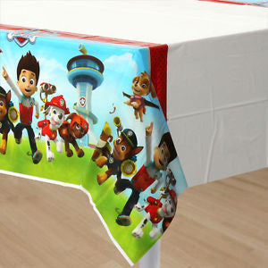 Printed Tablecover - Paw Patrol