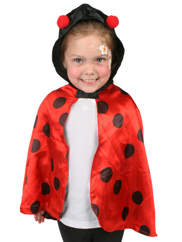 Cape - Ladybird (Child)