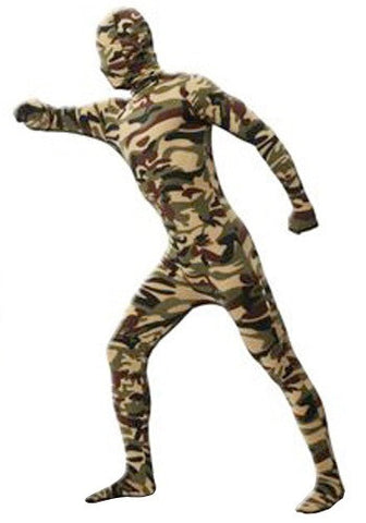 Costume - Camo Invisible Suit (Adult)