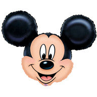 Super Shape Foil - Mickey Mouse Head
