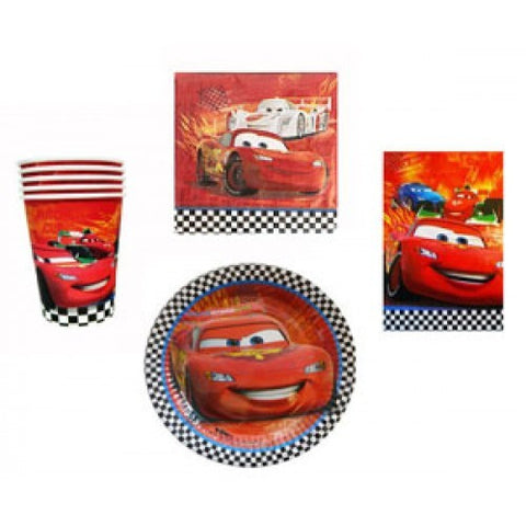 Party Pack - Disney Cars 40pc
