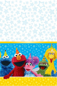 Table Cover - Sesame Street Cover