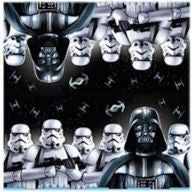 Printed Lunch Napkins - Star Wars Classic Pk 16