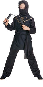 Costume - Black Ninja (Child)