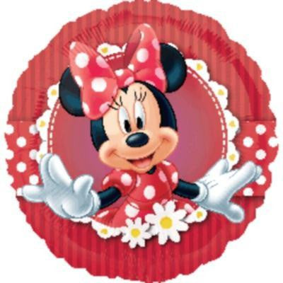 "Foil Balloon 17"" - Minnie Mouse Mad About"
