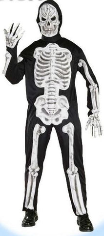 Costume - Adult Skeleton Suit (Adult)