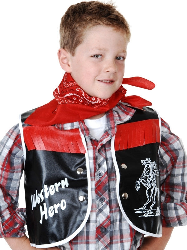 Costume - Cowboy Set (Child)