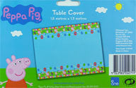 Printed Tablecover - Peppa Pig