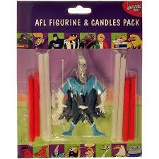 AFL  Candle - Power Figurine & Candles Pack