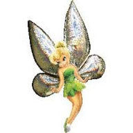 Foil Balloon Air Walker - Disney Fairies Tinkerbell