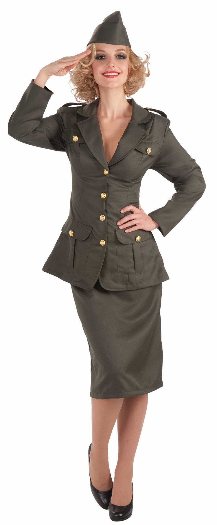 Costume - Captain Lady (Adult)