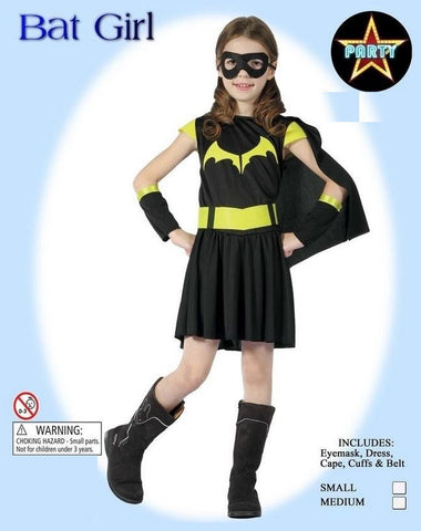 Costume - Bat Girl (Child)