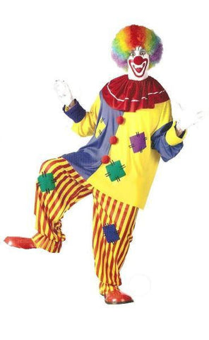 Costume - Big Top Clown (Adult)