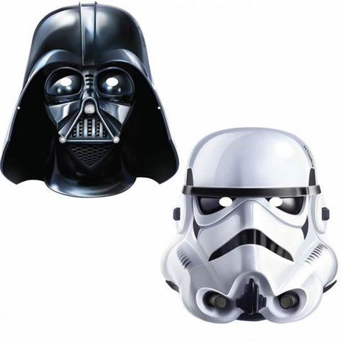 Party Hat Masks - Star Wars Classic